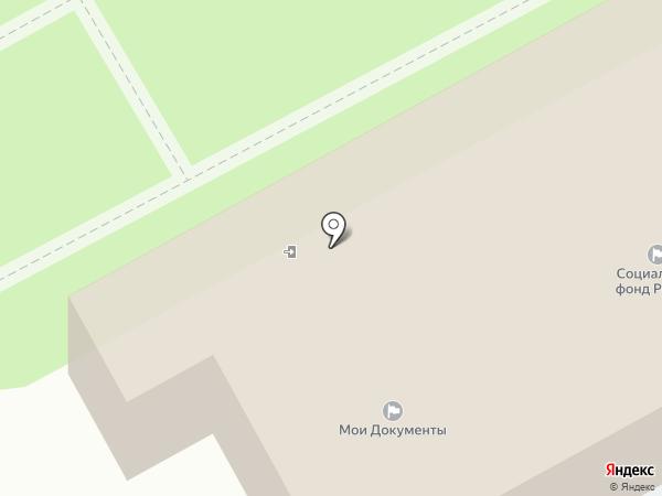 МПА Комфорт Авто на карте Подольска