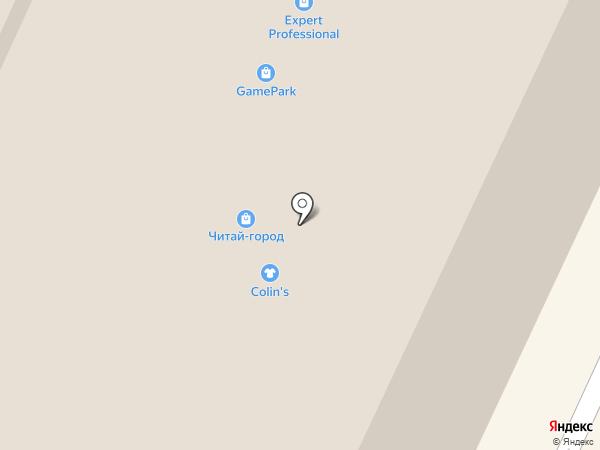 Читай-город на карте Москвы