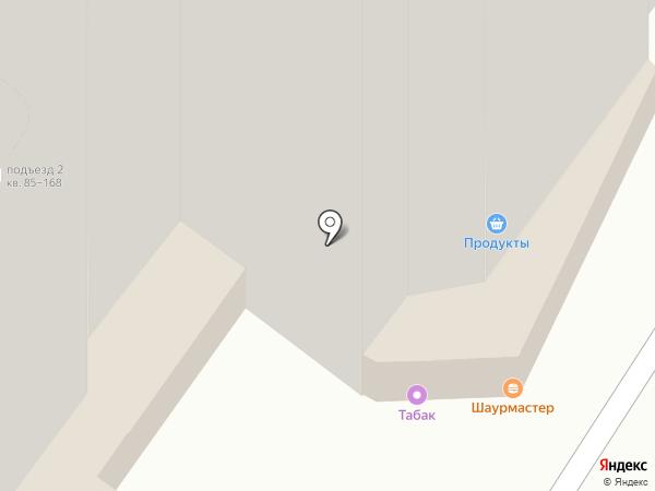 Магазин специй на карте Москвы