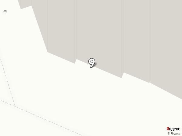 Ледовик на карте Москвы