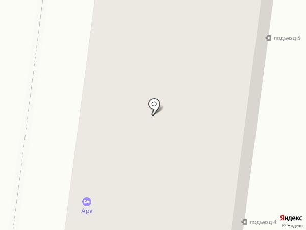 Апартаменты на карте Климовска
