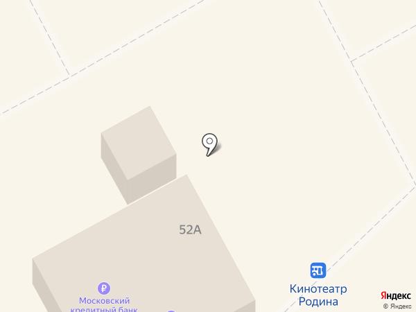 Цветочный магазин на карте Подольска
