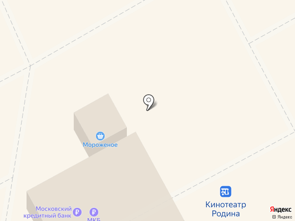 Ермолино на карте Подольска