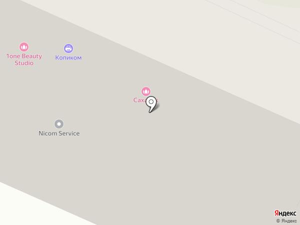 Saas group на карте Москвы