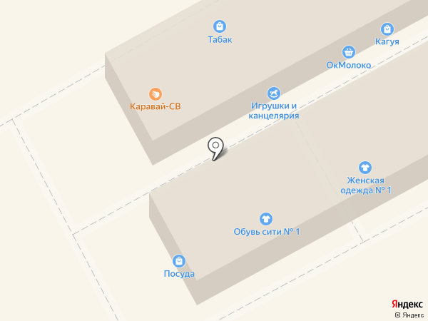 Rapido на карте Подольска