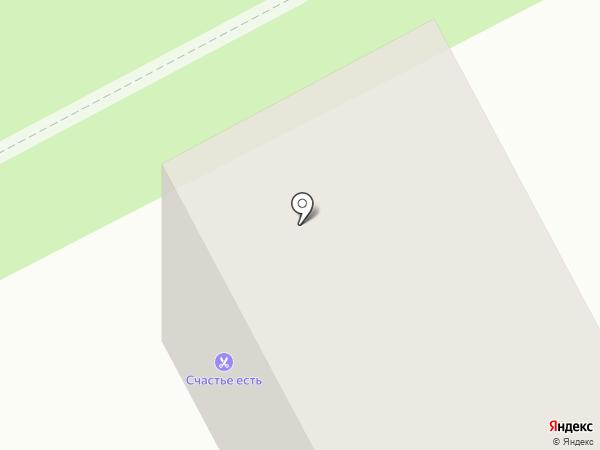Эльфлора на карте Подольска