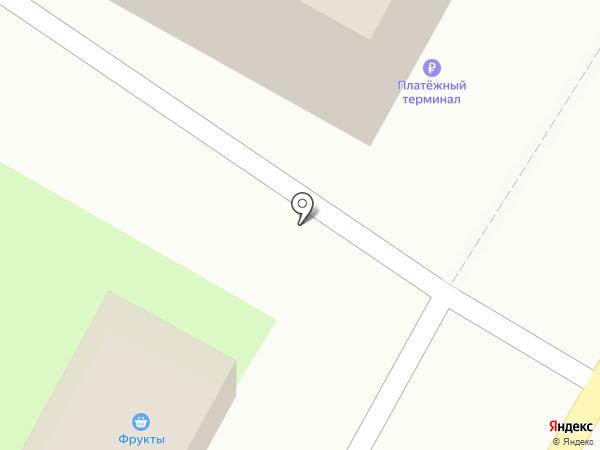Ричторг на карте Подольска