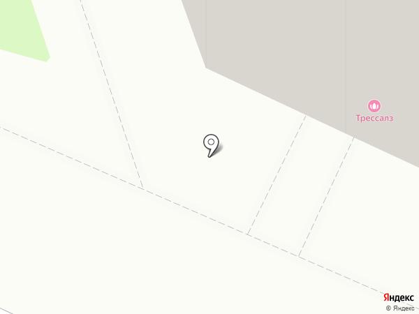 Икоров на карте Москвы
