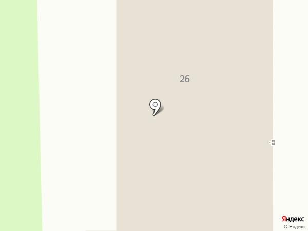 Отдел Военного комиссариата Тульской области по Щёкинскому району на карте Щёкино