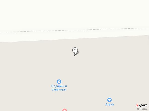 Почтовое отделение №142155 на карте Подольска