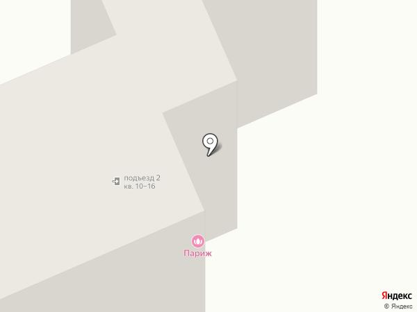 Salon на карте Москвы