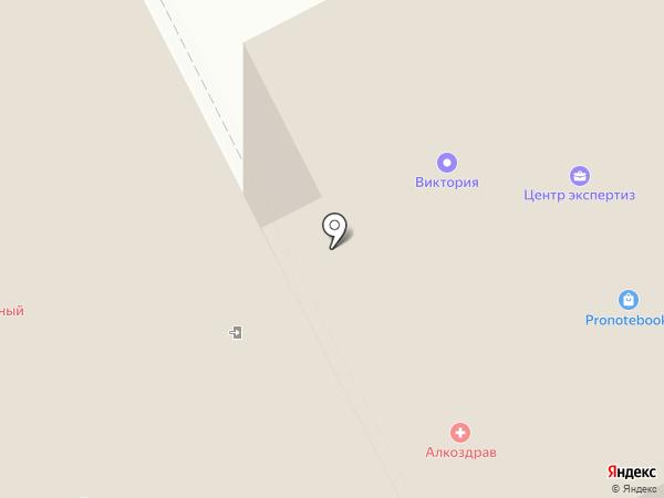 Брайт принт на карте Москвы