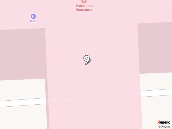 Львовская районная больница на карте Львовского