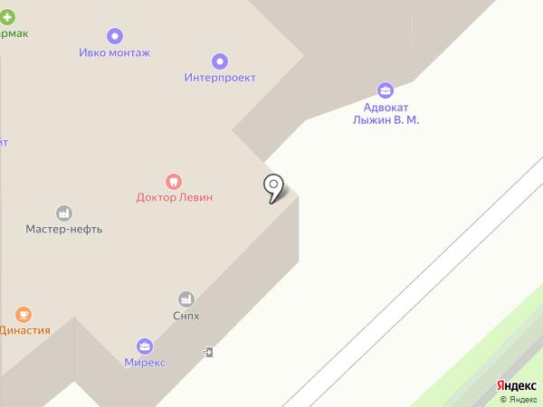 Ivan Corporation, Ltd на карте Москвы