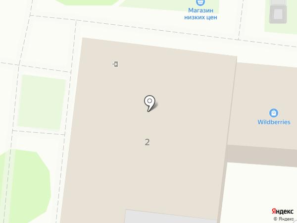 Самира на карте Подольска