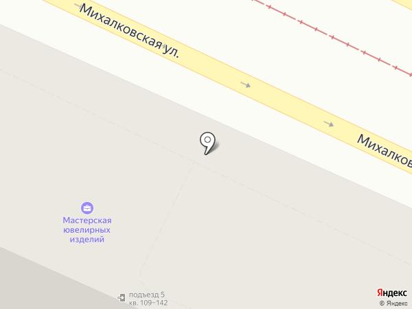 Альянс на карте Москвы