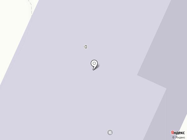 МПК-Центр на карте Москвы
