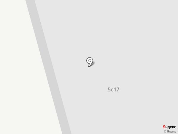 Спецполимер на карте Долгопрудного
