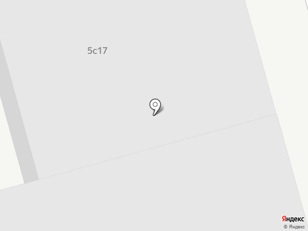 ГЕЛИС на карте Долгопрудного