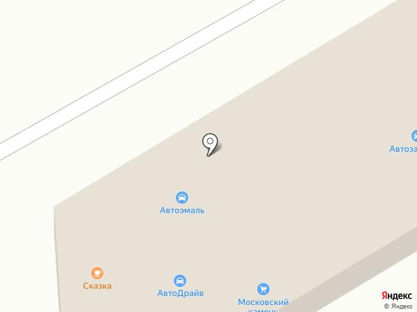 Магазин мебели и окон на карте Подольска