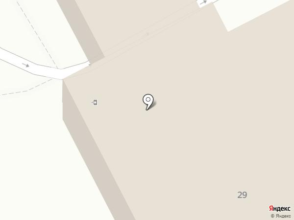Айсберг на карте Подольска
