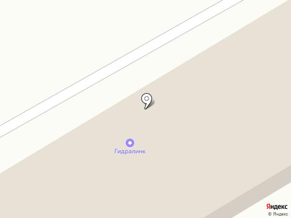 АвтоДрайв на карте Подольска