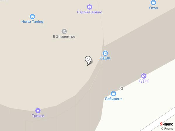 Roxy Miller на карте Подольска
