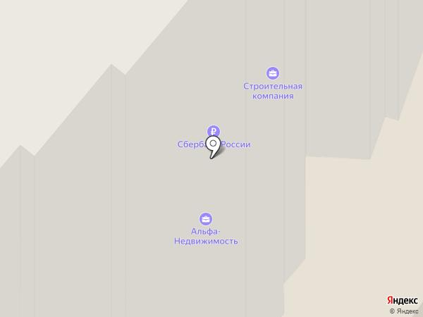 Московские водники на карте Долгопрудного