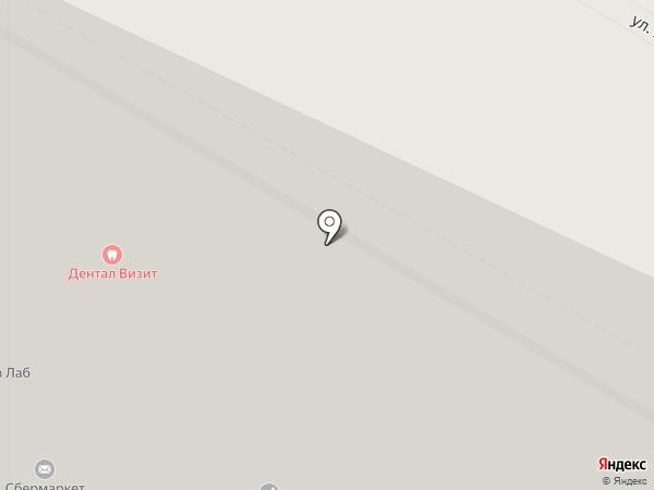 Аптека.ру на карте Москвы