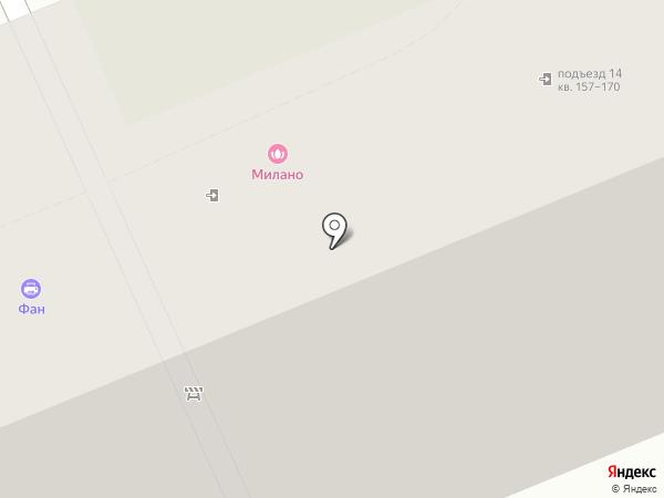 La Chance на карте Москвы