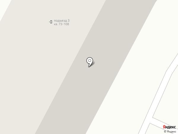 Интер-Адвокат на карте Москвы