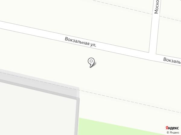 Винера на карте Подольска