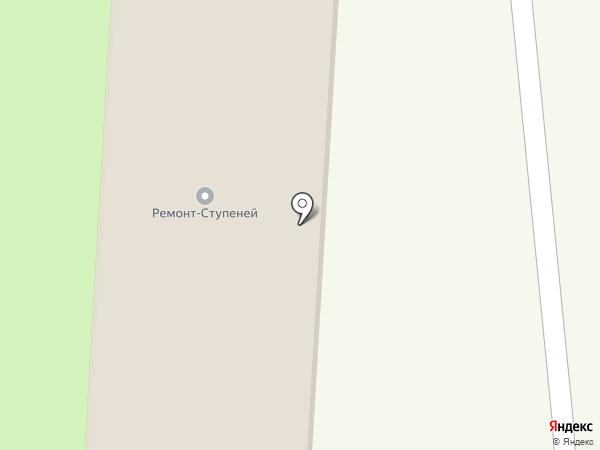 Добрый пони на карте Москвы