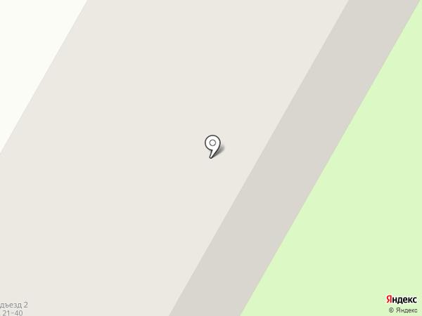 Добрые сутки на карте Подольска