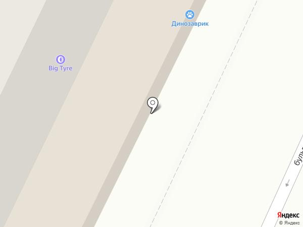 Aka на карте Москвы