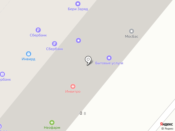 У Палыча на карте Москвы