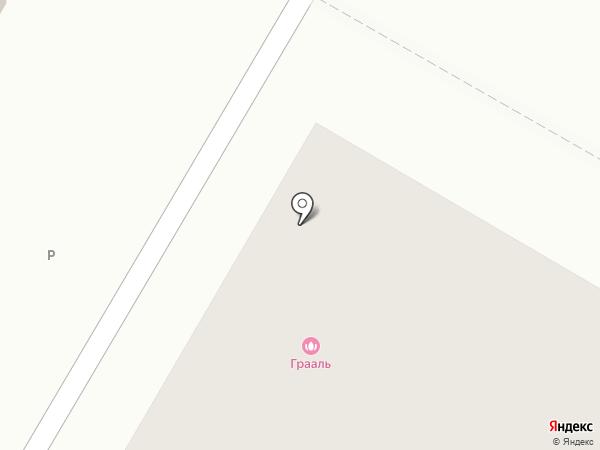 Грааль на карте Подольска