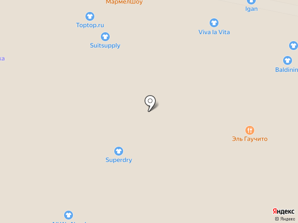 Кафетериус-13 на карте Москвы