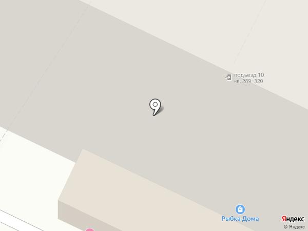 Магазин финской одежды на карте Москвы