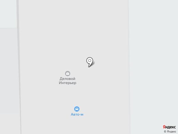 Logibox на карте Москвы