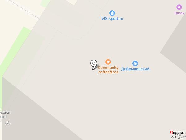 Мастерская по ремонту ювелирных изделий на карте Москвы