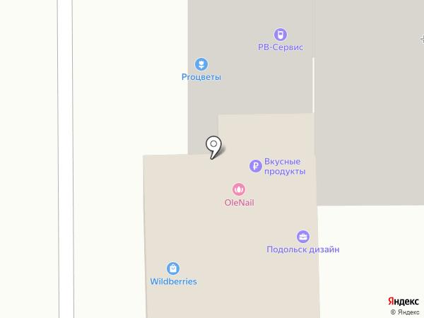 Kaleva на карте Подольска