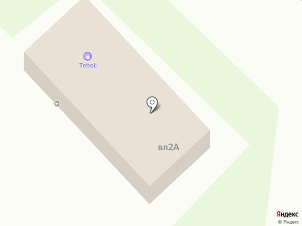 Элекснет на карте Шолохово