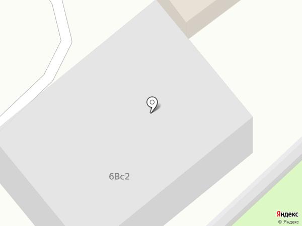 Шиномонтажная мастерская на карте Москвы