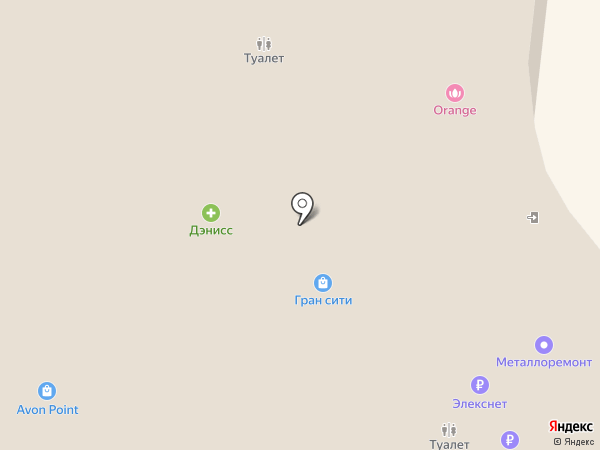 Концепт club на карте Климовска