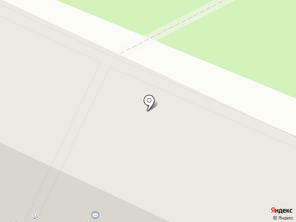 Почтовое отделение №117279 на карте Москвы