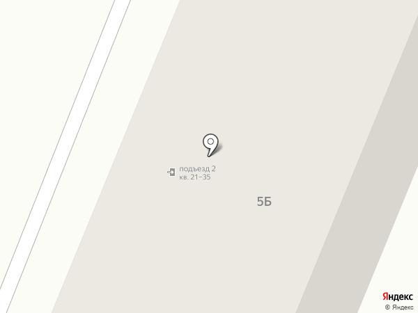 Оконщик на карте Москвы