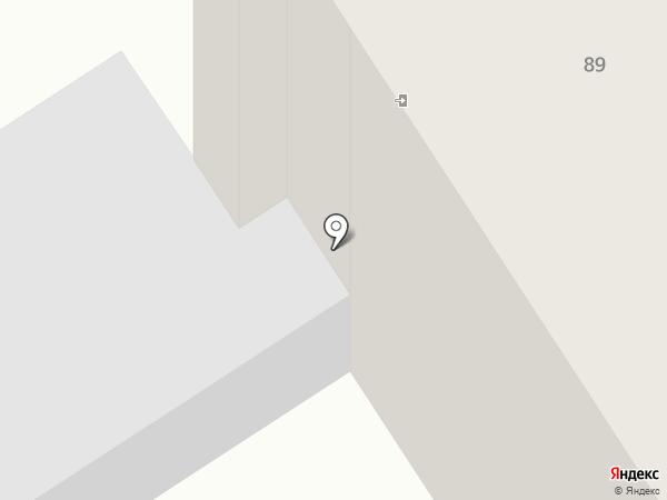 Юность на карте Тулы
