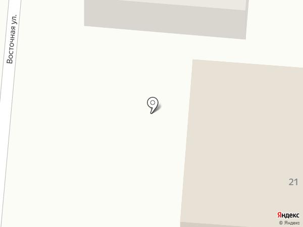 Околица на карте Щёкино