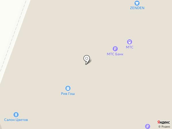 COZY HOME на карте Москвы